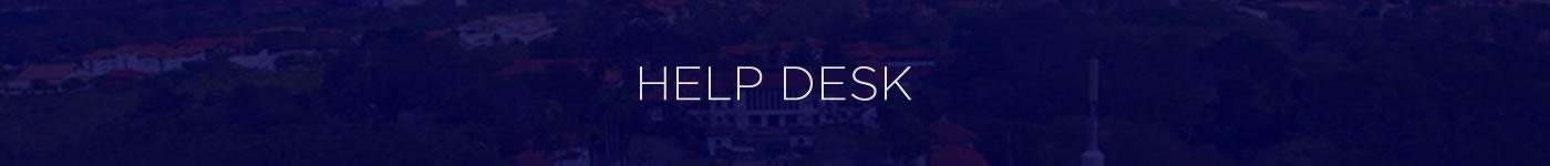 Admission help desk