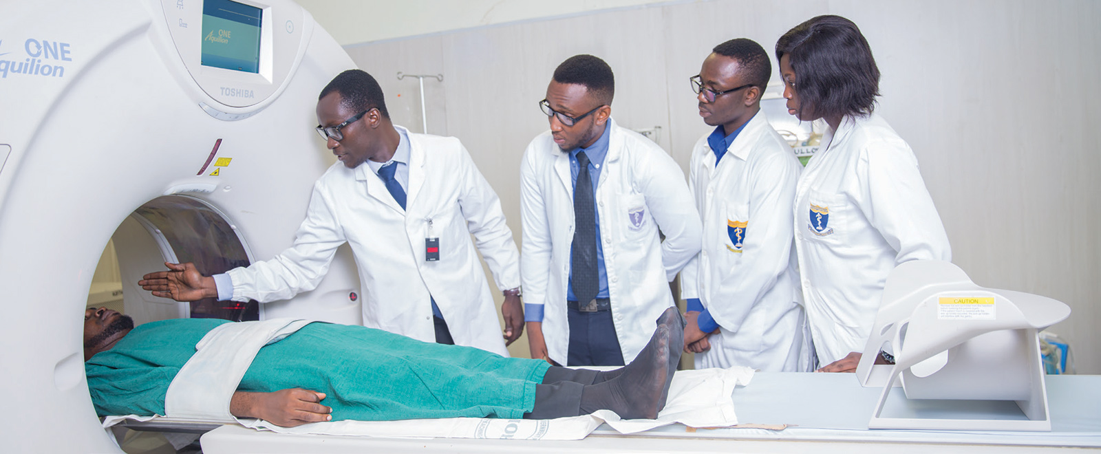 Admissions into the Graduate Entry Medical Programme (GEMP
